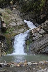 Водопад Шепотский Гук